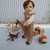 Куклы и игрушки ручной работы. Ярмарка Мастеров - ручная работа Славик. Handmade.
