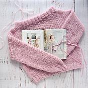 Одежда handmade. Livemaster - original item Sweater-candy alakoy. Handmade.