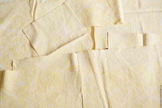 Винтажные предметы интерьера. Ярмарка Мастеров - ручная работа. Купить Пикейное одеяло покрывало (лоскуты) винтажное. Handmade. Винтаж