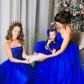 Одежда ручной работы. Ярмарка Мастеров - ручная работа Платья для фотосессии, мама и дочери. Handmade.