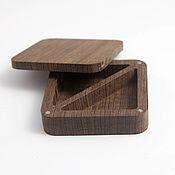 handmade. Livemaster - original item Rustic jewelry box. Handmade.