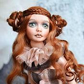 Куклы и игрушки ручной работы. Ярмарка Мастеров - ручная работа Лея, фарфоровая шарнирная кукла. Handmade.