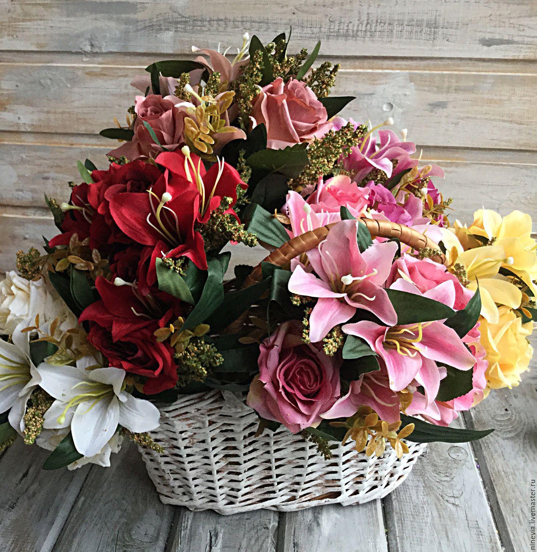 Картинки по запросу лилии в букете