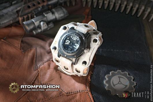 "Часы ручной работы. Ярмарка Мастеров - ручная работа. Купить Часы мужские ""Ядерная зима"". Handmade. Часы, часы наручные"
