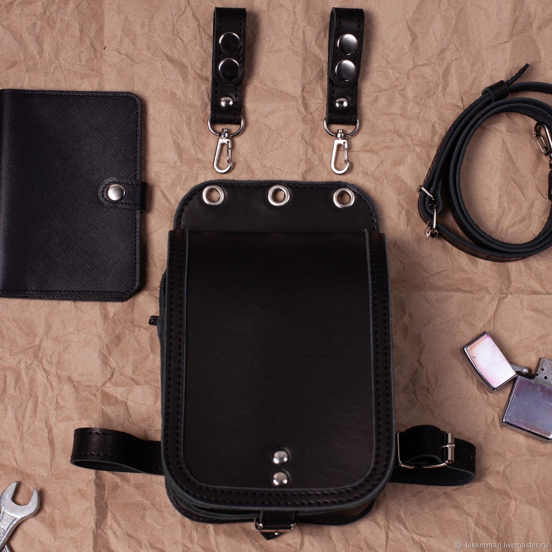 ZR6 biker hip bag, Classic Bag, Penza,  Фото №1
