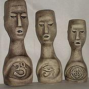 Подарки к праздникам ручной работы. Ярмарка Мастеров - ручная работа арома -лампа  идол. Handmade.