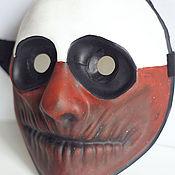 Одежда ручной работы. Ярмарка Мастеров - ручная работа Маска Вульфа Коллекционная (mask of Wolf) Payday 2. Handmade.