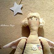 """Куклы и игрушки ручной работы. Ярмарка Мастеров - ручная работа Тильда """"Домашний ангел"""". Handmade."""