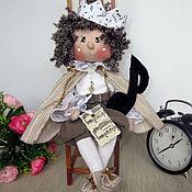 Куклы и игрушки ручной работы. Ярмарка Мастеров - ручная работа Король Музыкальных Уроков. Handmade.