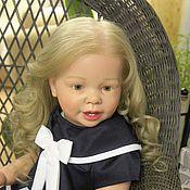 Куклы и игрушки handmade. Livemaster - original item Reborn toddler Katie by Ann Timermann. Handmade.