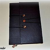 Подарки к праздникам ручной работы. Ярмарка Мастеров - ручная работа Блокнот для личных записей. Handmade.