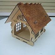 Для дома и интерьера handmade. Livemaster - original item A bird feeder. Handmade.