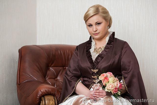 Свадебное платье в национальном стиле, Платья, Витебск,  Фото №1