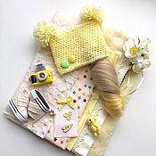 Куклы и игрушки ручной работы. Ярмарка Мастеров - ручная работа Набор для создания куколки. Handmade.