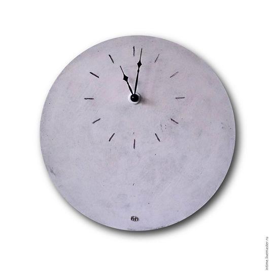 Часы для дома ручной работы. Ярмарка Мастеров - ручная работа. Купить Белый гипс. Handmade. Белый, настенные часы