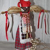 Русский стиль handmade. Livemaster - original item doll Carnival Home. Handmade.