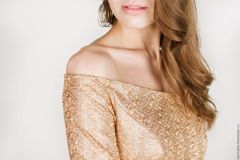 Golden dress, Dresses, Ivanovo,  Фото №1