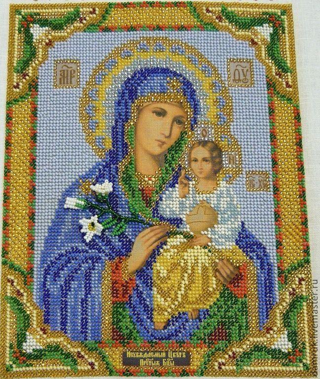 неувядаемая икона божьей матери: