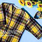 Одежда ручной работы. Ярмарка Мастеров - ручная работа Жакет - кимоно. Handmade.