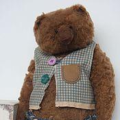 Куклы и игрушки ручной работы. Ярмарка Мастеров - ручная работа baby bear from Olga Orel. Handmade.