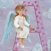 Картины и панно ручной работы. Ярмарка Мастеров - ручная работа А-Ангел. Handmade.