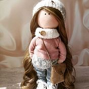 Куклы и игрушки handmade. Livemaster - original item Interior textile dolls for gift and play. Handmade.