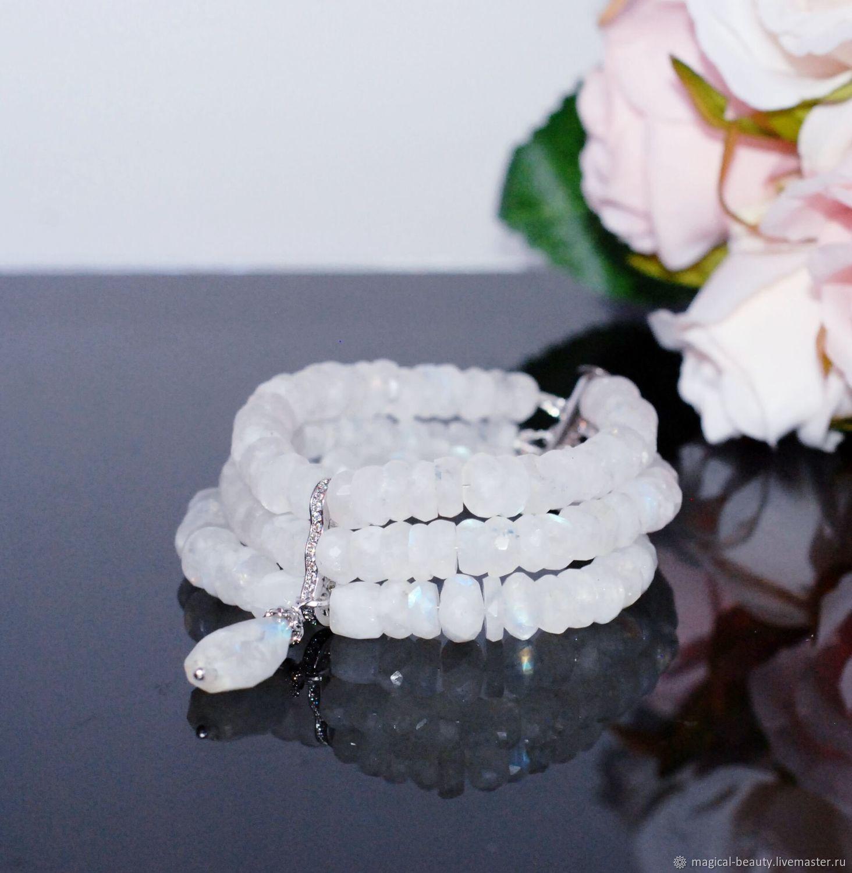 Bracelet with agulara, Bead bracelet, Moscow,  Фото №1
