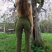 Одежда ручной работы. Ярмарка Мастеров - ручная работа Swamp. 2012 год - мои первые валяные брюки :). Handmade.
