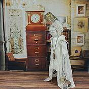 Куклы и пупсы ручной работы. Ярмарка Мастеров - ручная работа Люсиль -Хранительница девичьих секретов. Handmade.