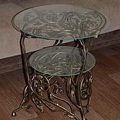 Для дома и интерьера ручной работы. Ярмарка Мастеров - ручная работа Столик десертный. Handmade.
