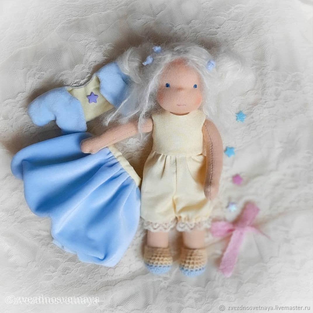 Блюммелина, Вальдорфские куклы и звери, Санкт-Петербург,  Фото №1