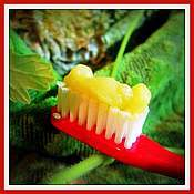 Косметика ручной работы. Ярмарка Мастеров - ручная работа зубная паста «Радость моя». Handmade.