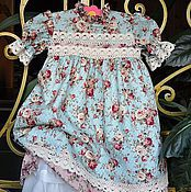 Работы для детей, handmade. Livemaster - original item Dress The Doll. Handmade.