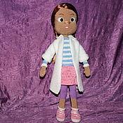 Куклы и игрушки ручной работы. Ярмарка Мастеров - ручная работа доктор плюшево. Handmade.