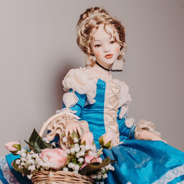 Цветочница Софи, Куклы и пупсы, Краснодар,  Фото №1