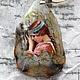 """Кулоны, подвески ручной работы. Кулон """" Марьюшка.."""". Талеева Анна. Ярмарка Мастеров. Кулон, образ, камень натуральный"""