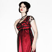 Одежда handmade. Livemaster - original item Titanic dress 2 in 1 in empire style. Handmade.