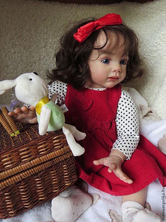 Куклы-младенцы и reborn ручной работы. Ярмарка Мастеров - ручная работа. Купить кукла реборн Камилла. Handmade. Молд фридолин