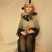 Куклы и игрушки ручной работы. Ярмарка Мастеров - ручная работа Пьеро (продан). Handmade.