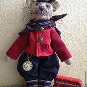 Куклы и игрушки ручной работы. Ярмарка Мастеров - ручная работа сэр  кот. Handmade.