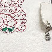 """Свадебный салон ручной работы. Ярмарка Мастеров - ручная работа """"Дерево Любви"""" папка свадебная для свидетельства о браке. Подарок.. Handmade."""