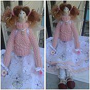 Куклы и игрушки ручной работы. Ярмарка Мастеров - ручная работа Фея сладостей Виктория. Handmade.