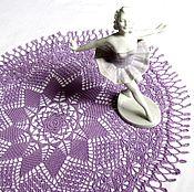 Для дома и интерьера handmade. Livemaster - original item Lace doily No. №32. Handmade.