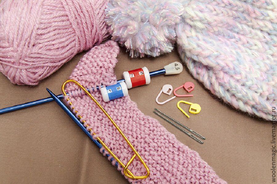 Вязание аксессуаров