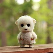 """Куклы и игрушки ручной работы. Ярмарка Мастеров - ручная работа """"Малышка Умочка"""".. Handmade."""