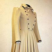 Одежда handmade. Livemaster - original item Demi-season coat in the style of