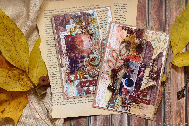 Осенние открытки, Открытки, Санкт-Петербург,  Фото №1