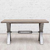 Для дома и интерьера ручной работы. Ярмарка Мастеров - ручная работа стол лофт. Handmade.