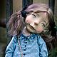 Коллекционные куклы ручной работы. Голубика. Мурашова Наталья. Ярмарка Мастеров. Любить и жаловать