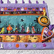 Подарки к праздникам handmade. Livemaster - original item Panels Halloween
